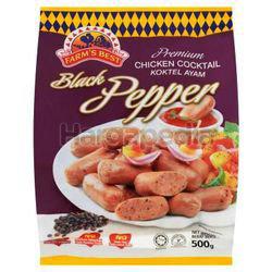 Farm's Best Black Pepper Chicken Cocktail 500gm