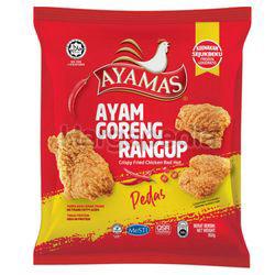 Ayamas Crispy Fried Chicken Red Hot 850gm