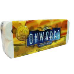 Onwards Bathroom Tissue 2ply 400pcs 10s