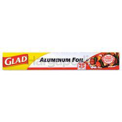 Glad Aluminium Foil 25sqft 1s
