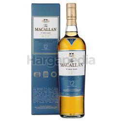 Macallan 12 Years Fine Oak 700ml