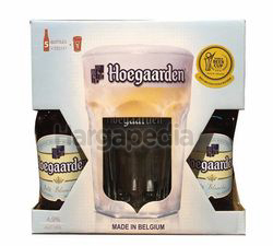 Hoegaarden White Gift Pack 5x330ml