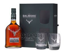 The Dalmore Gift Pack 15 Years Old 750ml