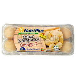 Nutriplus Omega 3 Kampung Egg 10s