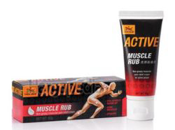 Tiger Balm Active Muscle Rub 60gm