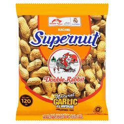 Supernut Double Rabbit Kacang Garlic 120gm