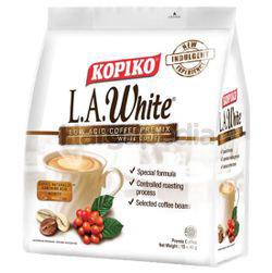 Kopiko 3in1 Low Acid White Coffee Mix 15x40gm