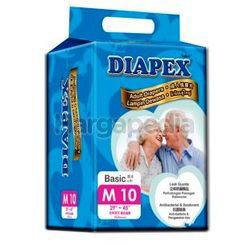 Diapex Adult Diaper M10