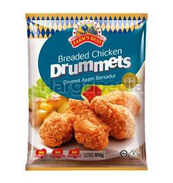 Farm's Best Crispy Fried Chicken Drummets 850gm