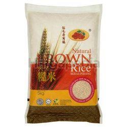 Cap Rambutan Brown Rice 5kg