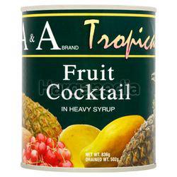 A&A Fruit Cocktail 836gm
