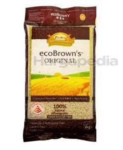 Eco Brown's Unpolished Brown Rice 2kg