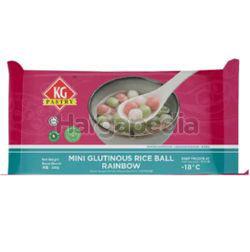 KG Pastry Mini Rainbow Rice Ball 320gm