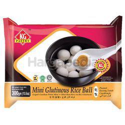 KG Pastry Mini Glutinous Rice Ball Peanut 300gm