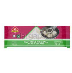 KG Pastry Glutinous Rice Ball Black Sesame 200gm