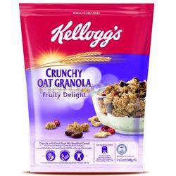 Kellogg's Crunchy Oat Granola Fruity Delight 380gm