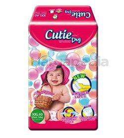 Cutie Dry Baby Diapers XXL40