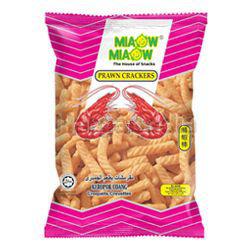 Miaow Miaow Prawn Crackers 170gm