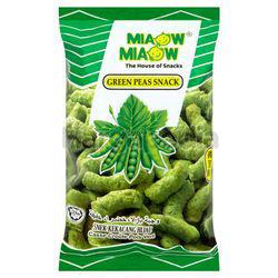 Miaow Miaow Green Pea Crackers 170gm
