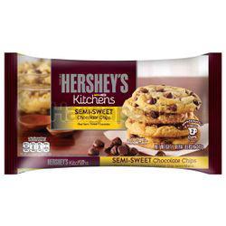 Hershey's Kitchen Semi Sweet Chocolate Chips 340gm