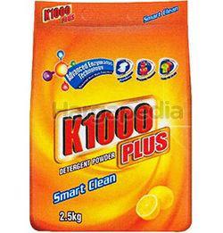 K1000 Plus Detergent Powder 2.5kg