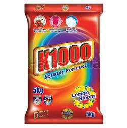 K1000 Powder Detergent Lemon 5kg