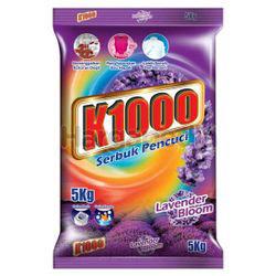 K1000 Powder Detergent Lavender 5kg