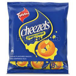 Cheezels Original Cheese Multipack 8x15gm