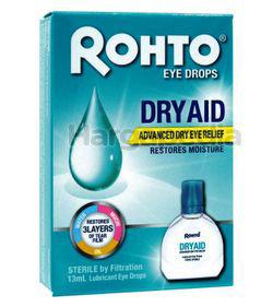 Rohto Eye Drops Dry Aid 13ml