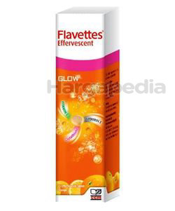 Flavettes Effervescent Glow 15s