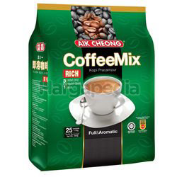 Aik Cheong 3in1 Instant Coffee Mix Rich 25x20gm