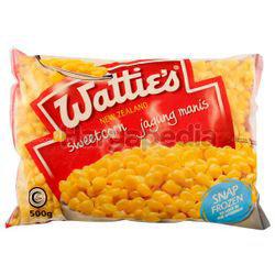 Wattie's Sweet Corn 500gm