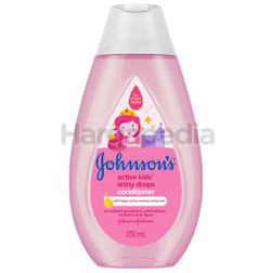 Johnson's Active Kids Shiny Drops Conditioner 200ml