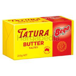 Tatura Salted Butter 250gm