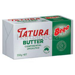 Tatura Unsalted Butter 250gm