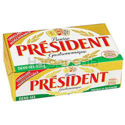 President Salted Butter 200gm