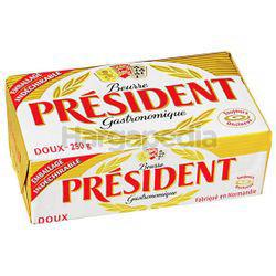 President Unsalted Butter 200gm