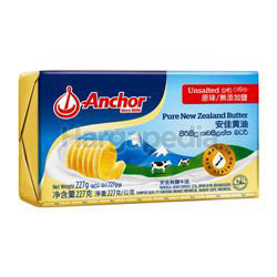 Anchor Unsalted Butter 227gm