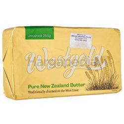 Westgold Unsalted Butter 250gm