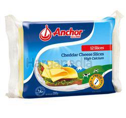 Anchor Cheddar Cheese Slice 200gm