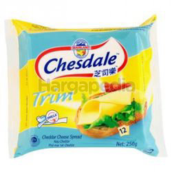 Chesdale Cheese Trim 12s 250gm