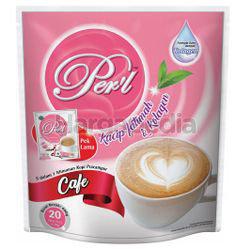 Per'l Cafe 5in1 Kacip Fatimah 20x20gm
