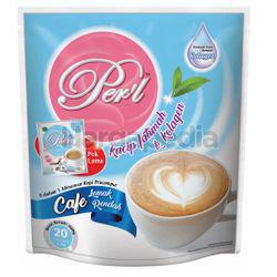 Per'l Cafe 5in1 Kacip Fatimah Collagen Low Fat 20x20gm