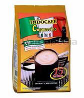 Indocafe 5in1 Cappuccino 15x25gm