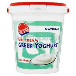 Sunglo Greek Yogurt Full Cream 900gm