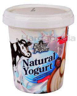 Farm Fresh Natural Yogurt 400gm