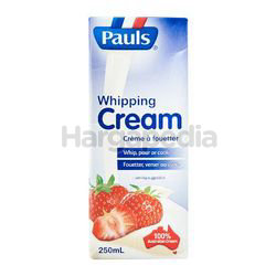 Pauls Whipping Cream 250ml
