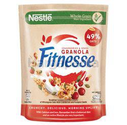 Nestle Fitnesse Granola Oats Cranberry & Pumpkin Seed 300gm