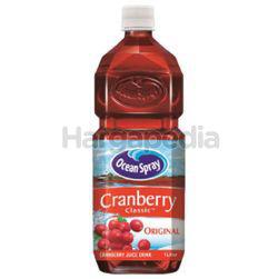 Ocean Spray Cranberry Juice 1lit