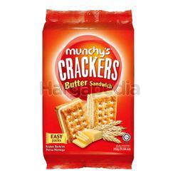 Munchy's Crackers Butter Sandwich 313gm